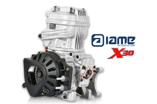 IAME X30 Engine